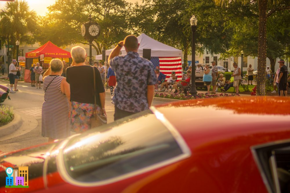 Downtown Leesburg Cruise In